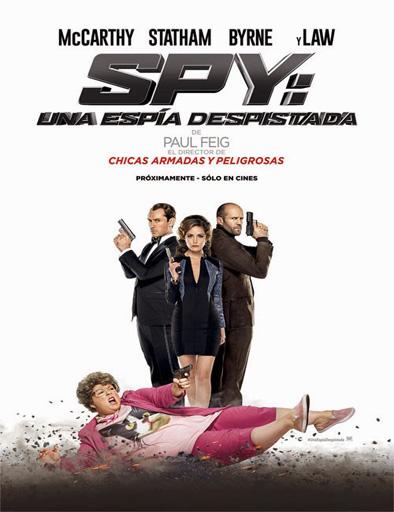 Ver Spy: Una espía despistada (2015) Online