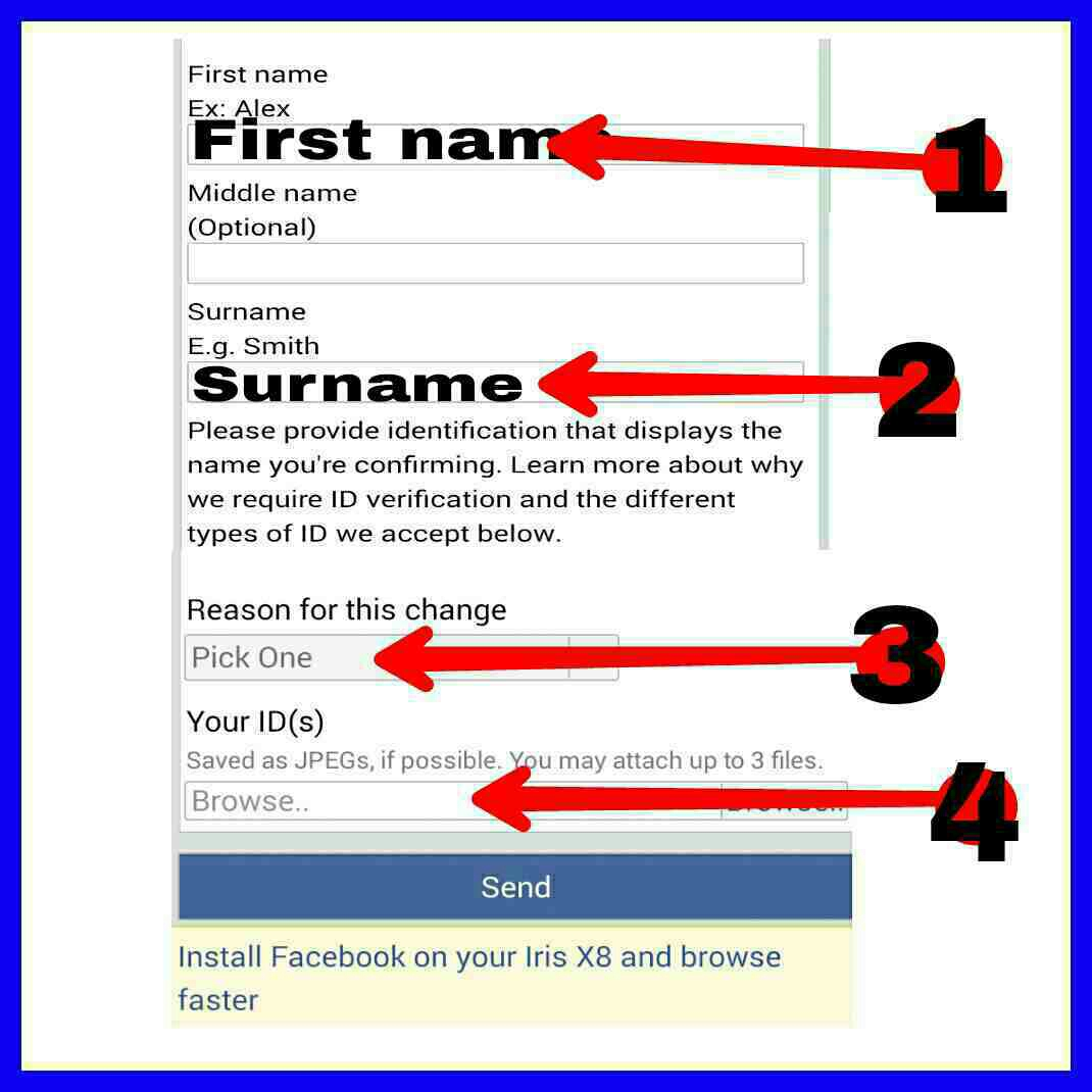 how to legally change your first name