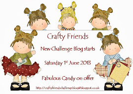 Crafty Friends Candy, ends 30th June