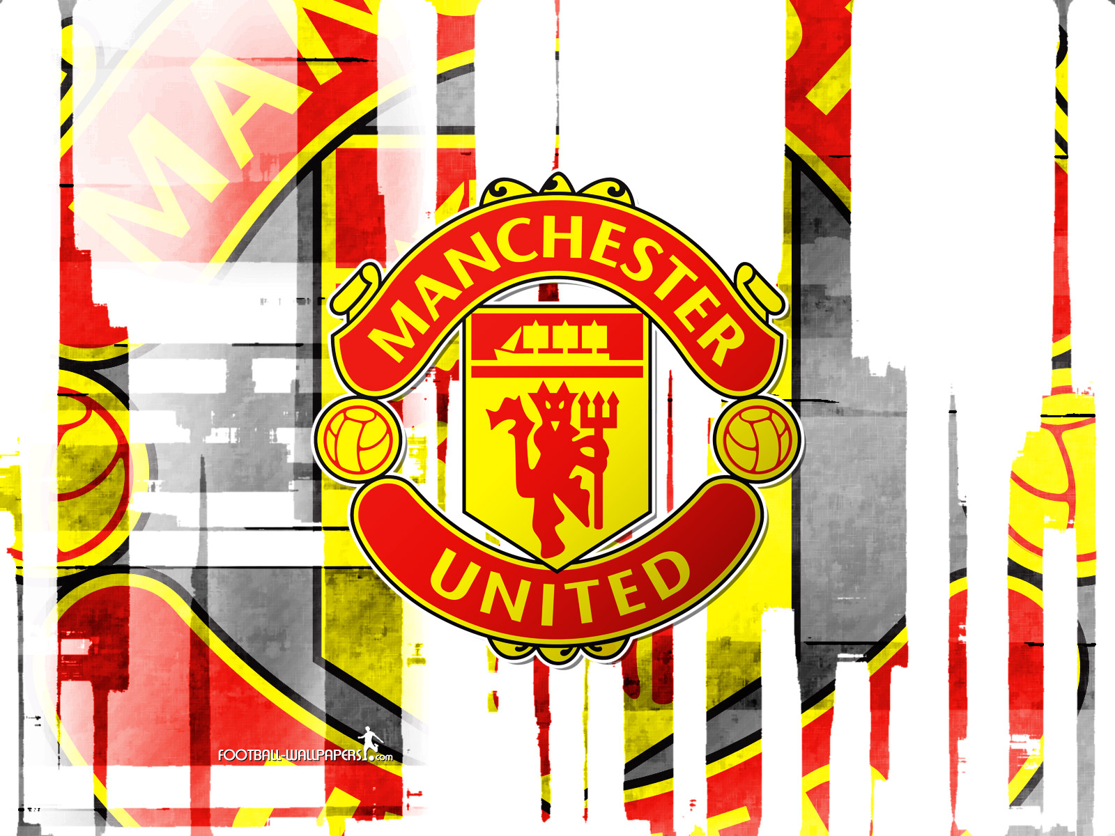 Manchester United FC Wallpaper 2013-14