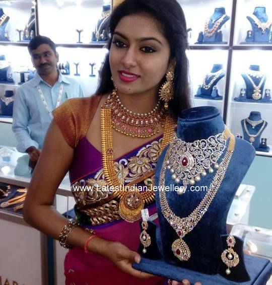 Diamond Jewellery from Vasundhara