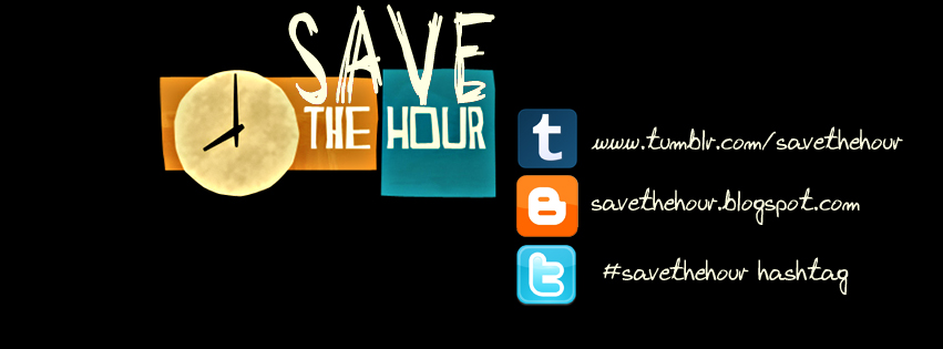 #SaveTheHour Campaign Blog