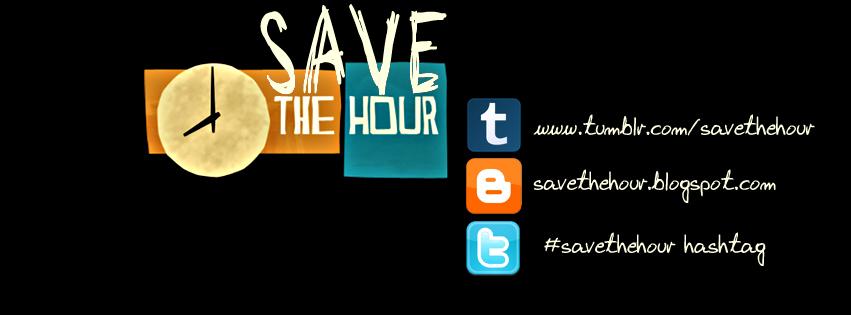 #SaveTheHour Campaign Blog