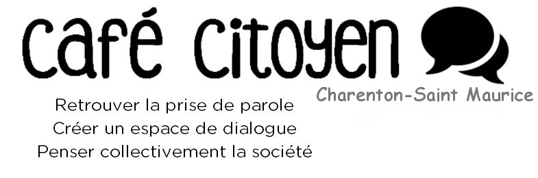 Café citoyen de Charenton-Saint-Maurice