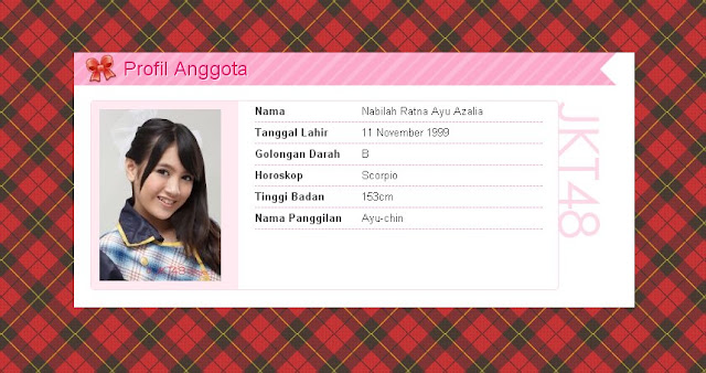 Download Foto Wallpaper Nabilah JKT48 ~ JKT48-IG