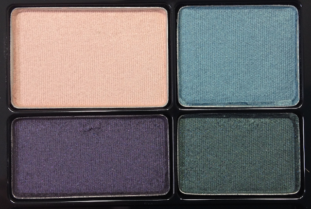 Revlon Pacific Coast Collection (Spring 2013) Sea Mist Quad