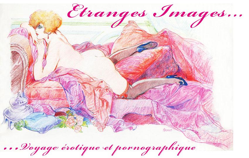 Etranges Images