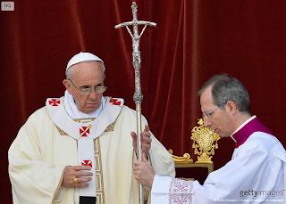 Papa Francisco comemora aniversário de ordenação episcopal
