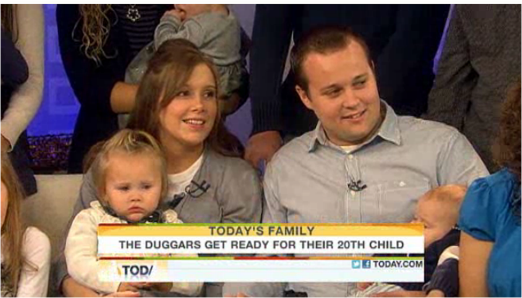 Michelle Duggar Pregnant Again August 2013 Today Show 2015 | Personal