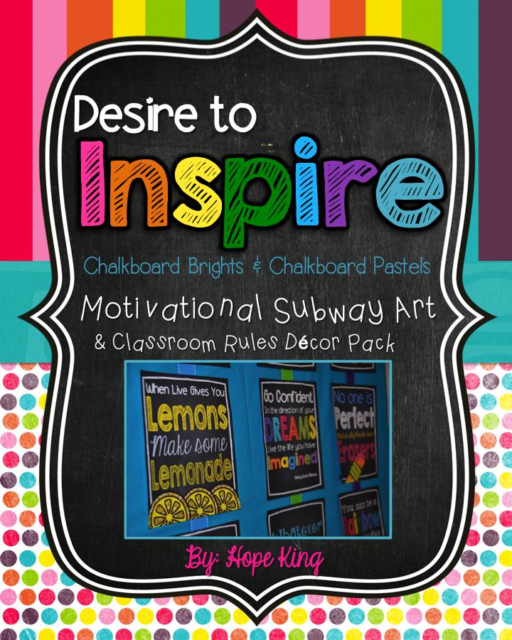 elementary shenanigans desire to inspire chalkboard. Black Bedroom Furniture Sets. Home Design Ideas