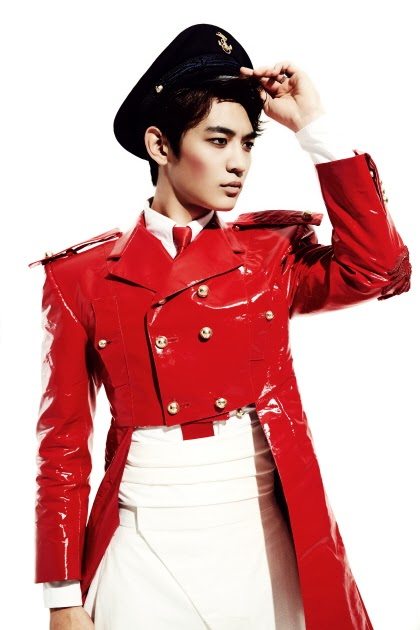 SHINee Minho's Everybody album teaser pic 1