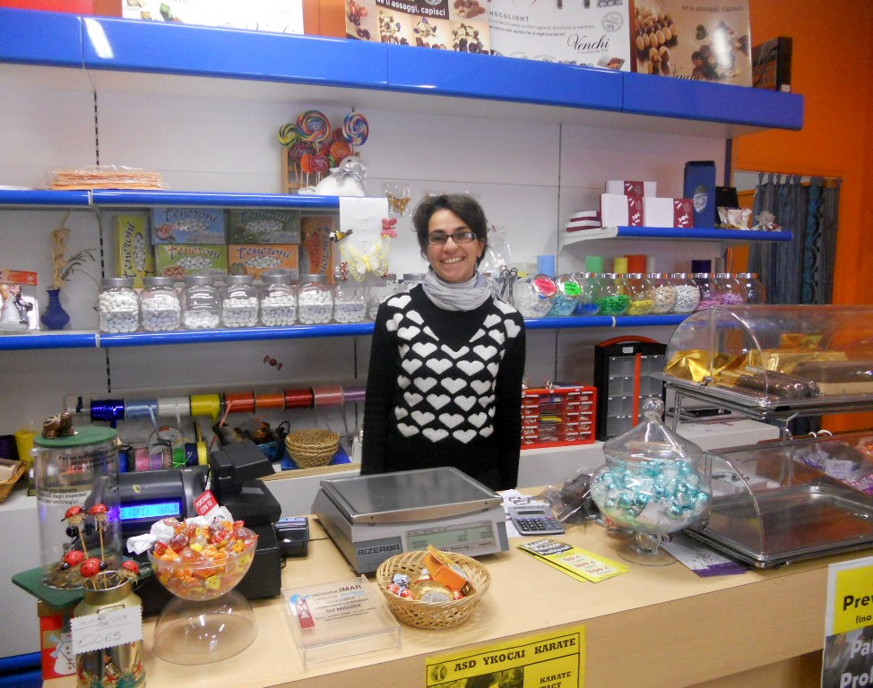 Profumo di zucchero sweets by sonia negozi cake design for Negozi design