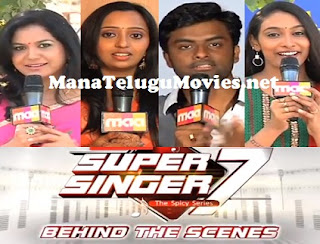 Super Singer 7 The Spicy Series : E47 Behind The Scenes