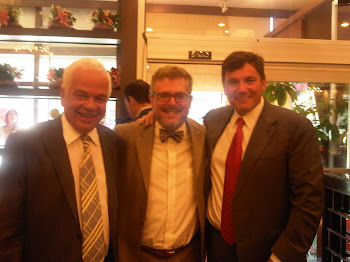John McCallum, Dominic LeBlanc and me