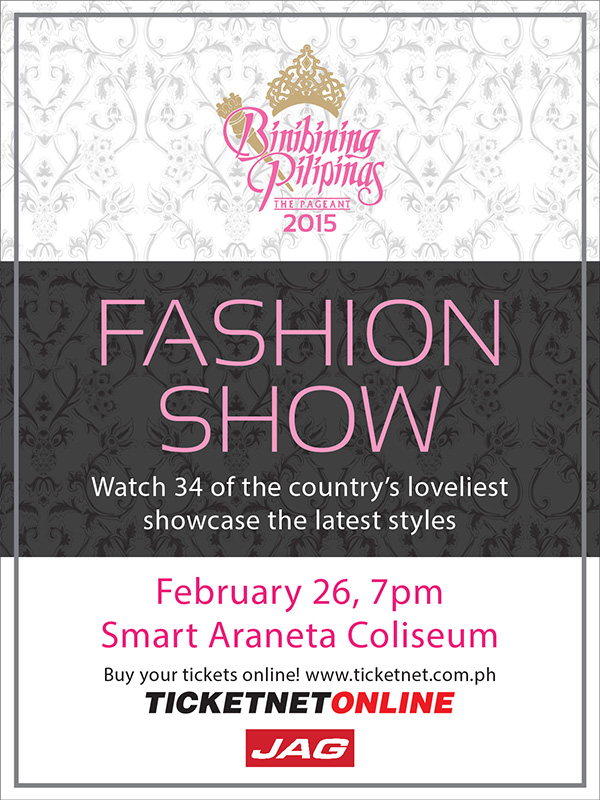 2015 BB Pilpinas Fashion show