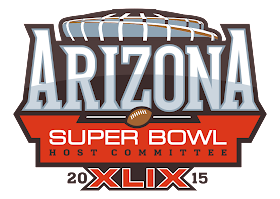 Super Bowl XLIX Arizona Logo Vector download free