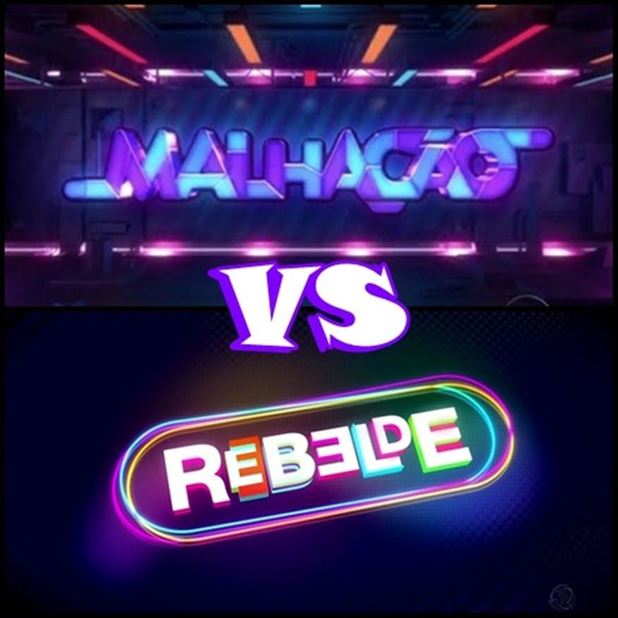 Malhação VS Rebelde