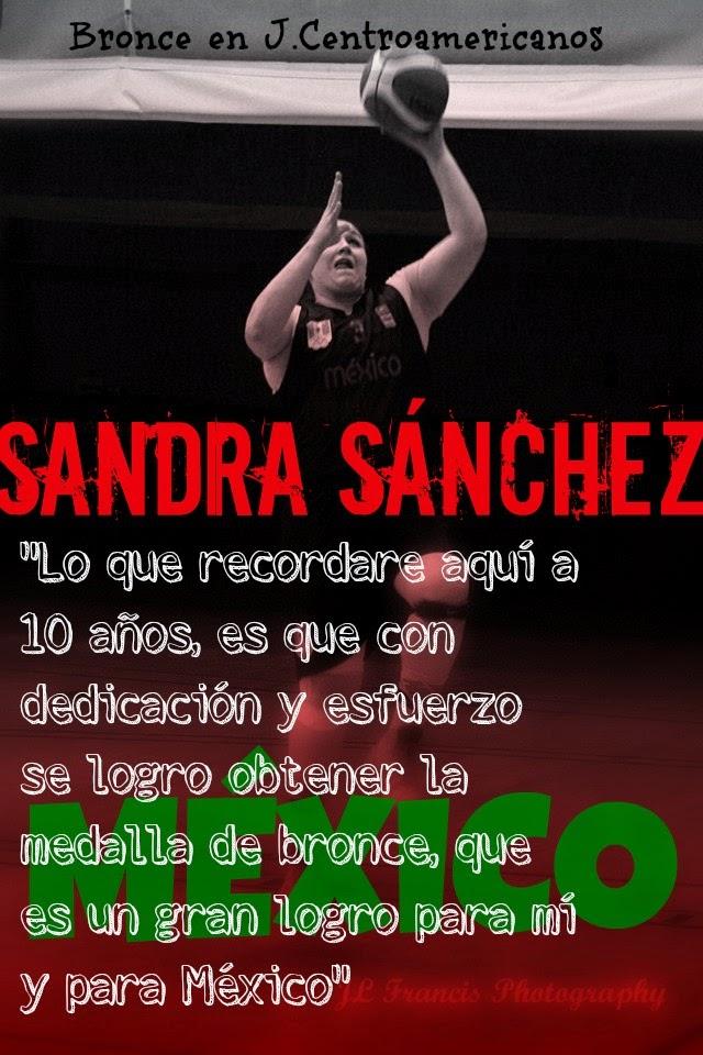 Sandra Sanchez Juegos Centroamericanos