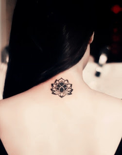 famous neck tattoos for females health care beauty tips. Black Bedroom Furniture Sets. Home Design Ideas
