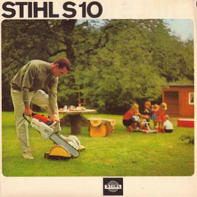Stihl S10
