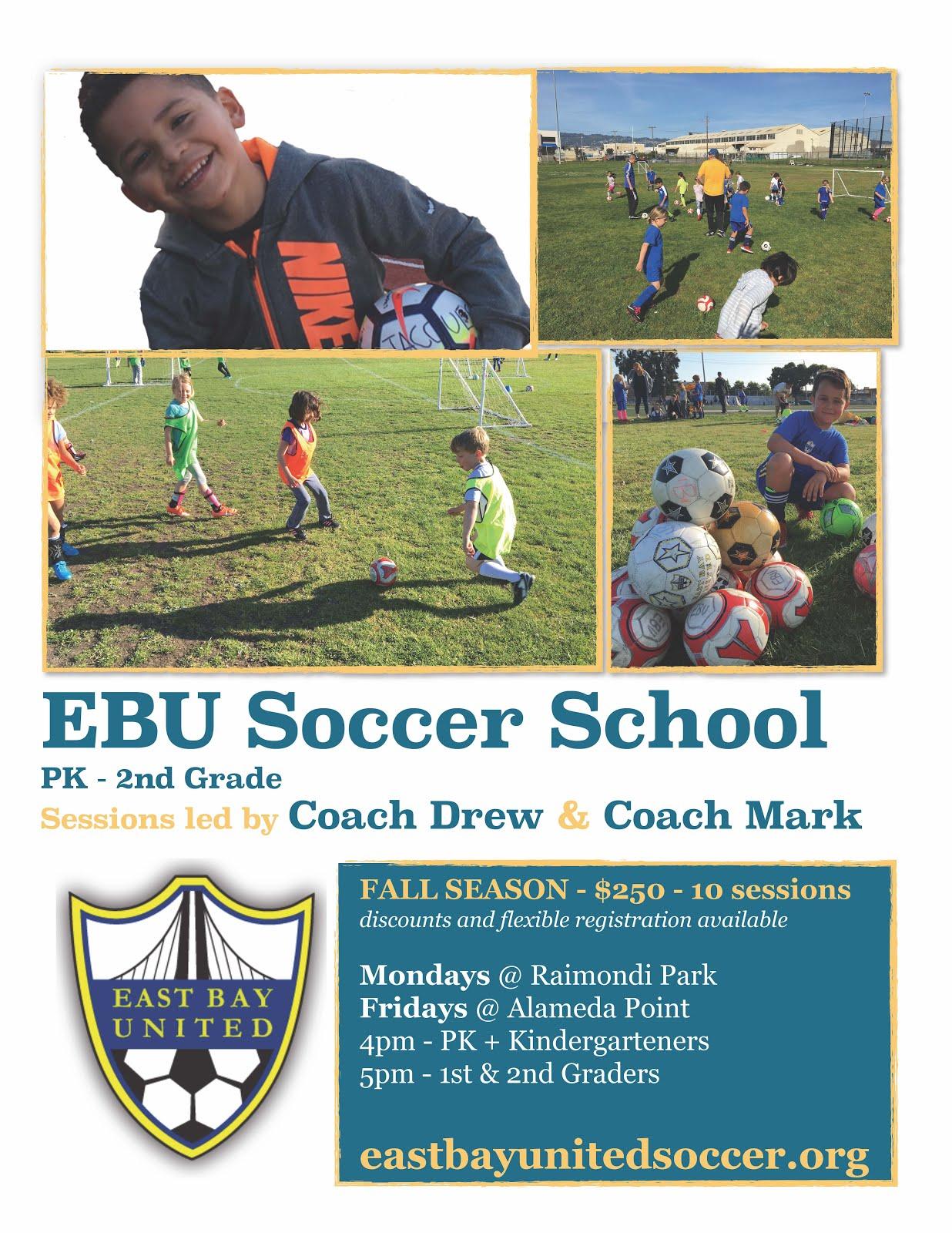 EBU Soccer School