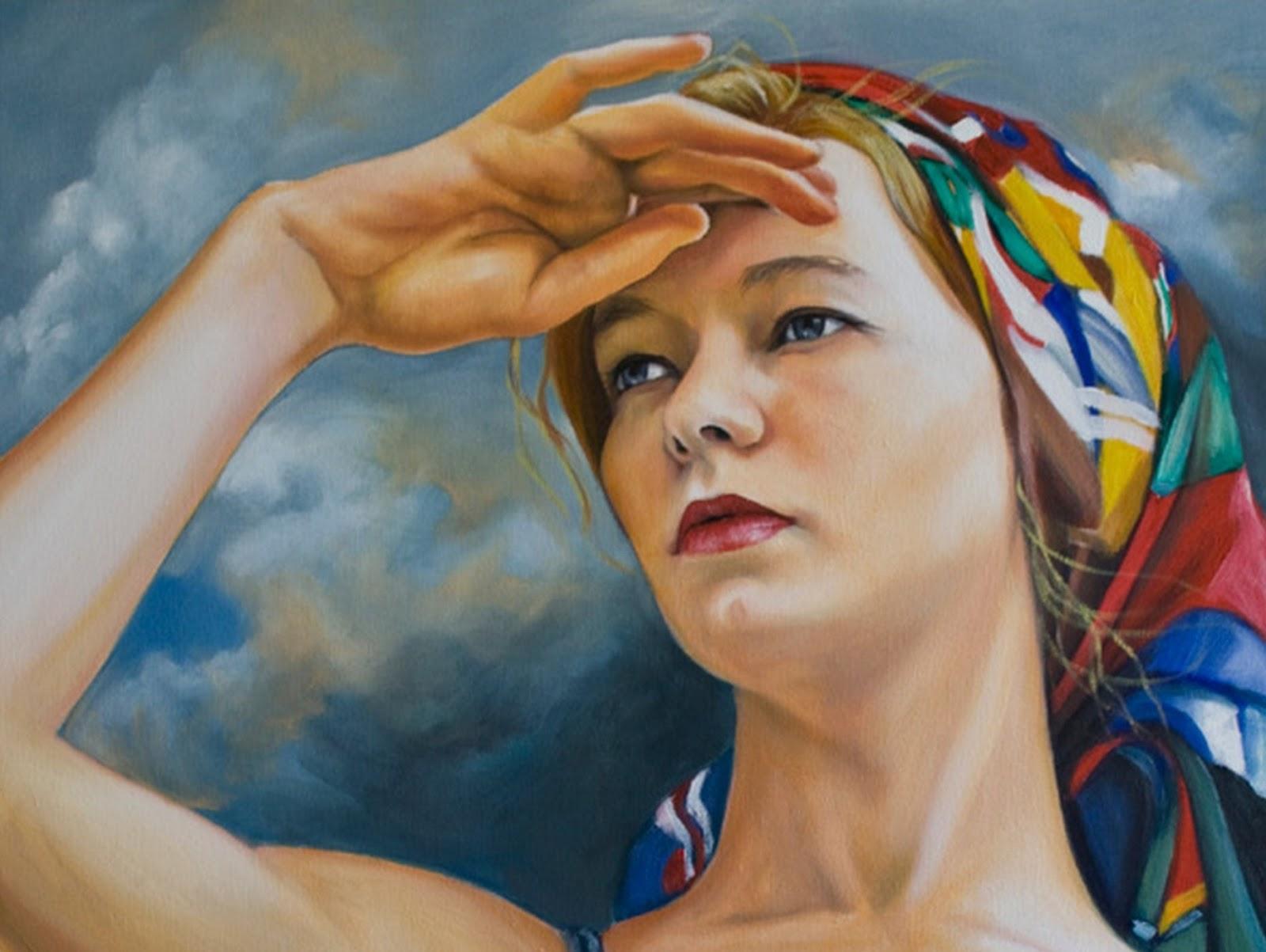 Bienvenidos al nuevo foro de apoyo a Noe #322 / 13.06.16 ~ 23.06.16 - Página 40 Cuadros-rostros-de-mujeres-rusas+(5)