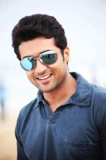 Surya's a role model for UP cops