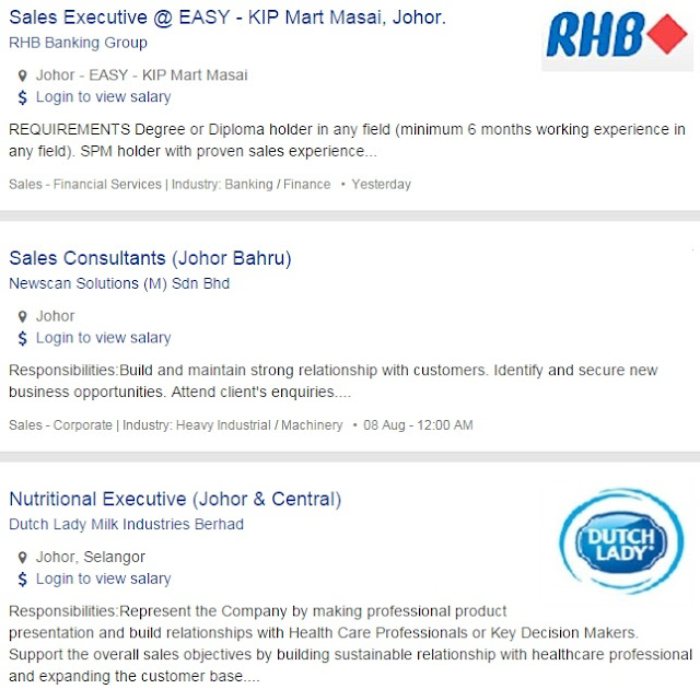 Jobs now available in Johor. Receptionist, Back Office Executive, Account & Admin Excutive and more on senonsdownload-gv.cf