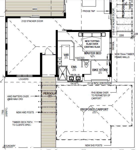 How To Draft House Plansthe draft plans  including the new master suite we will get by