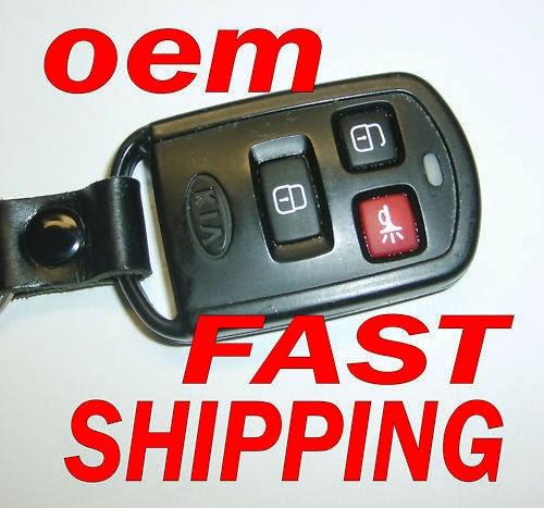 OEM KIA KEYLESS REMOTE ENTRY FOB TRANSMITTER CLICKER PLN BONTEC-T009