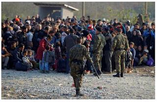 Σκόπια προς Αθήνα: Θα σας γυρίζουμε όσους μετανάστες μας γυρίζουν