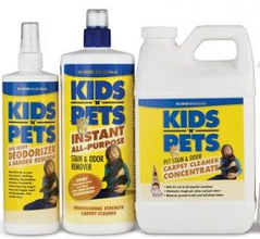 FREE Bottle of Kids 'n Pets product – Mail-in Rebate Form