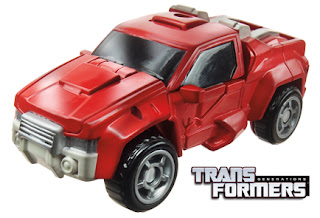 Hasbro Transformers Generations Swerve & Flanker