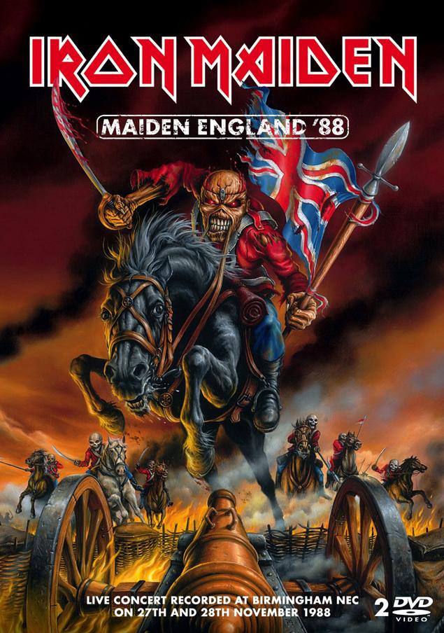 O que se ouve agora? - Página 4 Iron+maiden+maiden+england+88+dvd