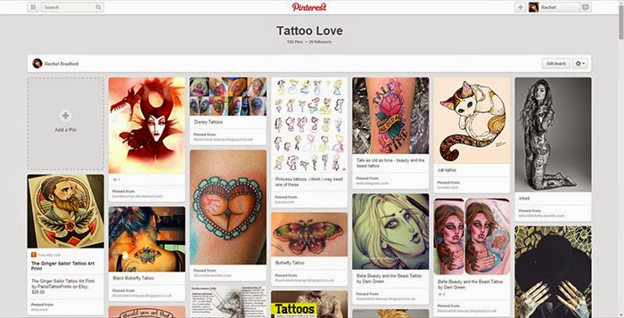 Pinterest Tattoos