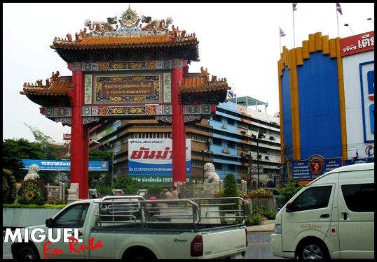 Chinatown-Bangkok