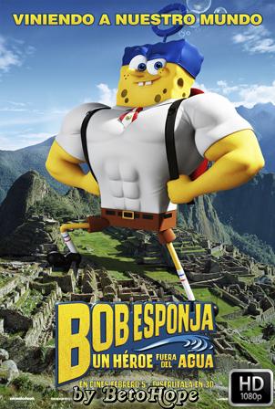 Bob Esponja: Un heroe fuera del Agua [1080p] [Latino-Ingles] [MEGA]