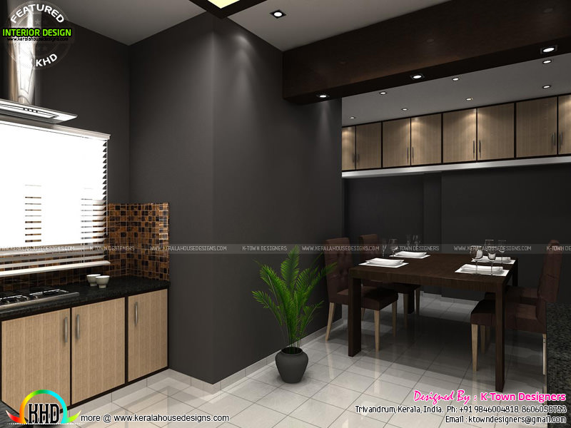 For More Information About This Interior Designs. K Town Designers  Chandragiri,TC 17/1401. Near SBT H.O. Poojappura Trivandrum   695 012