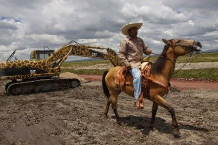 Aeropuerto en Texcoco: nuevo proyecto, viejos conflictos