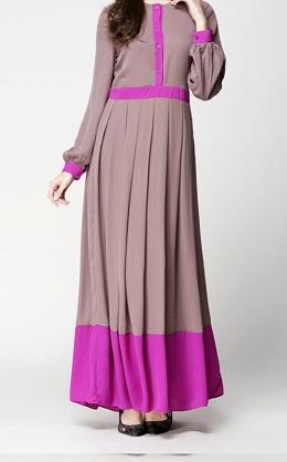 NBH00449 HIMAYAH MAXI DRESS
