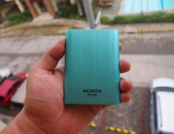 ADATA PV110 10,400mAh Power Bank Unboxing and Review: Power of Two