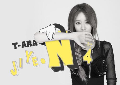T-Ara N4 Teaser Jiyeon