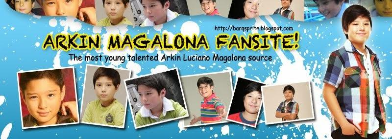 Arkin Magalona Fansite!