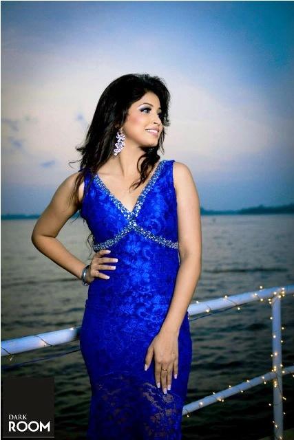 Hashini Gonagala blue birthday