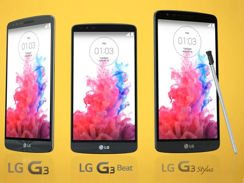 LG G3 Stylus leaks in official LG promo video ...