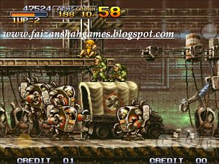 Metal slug 3 online