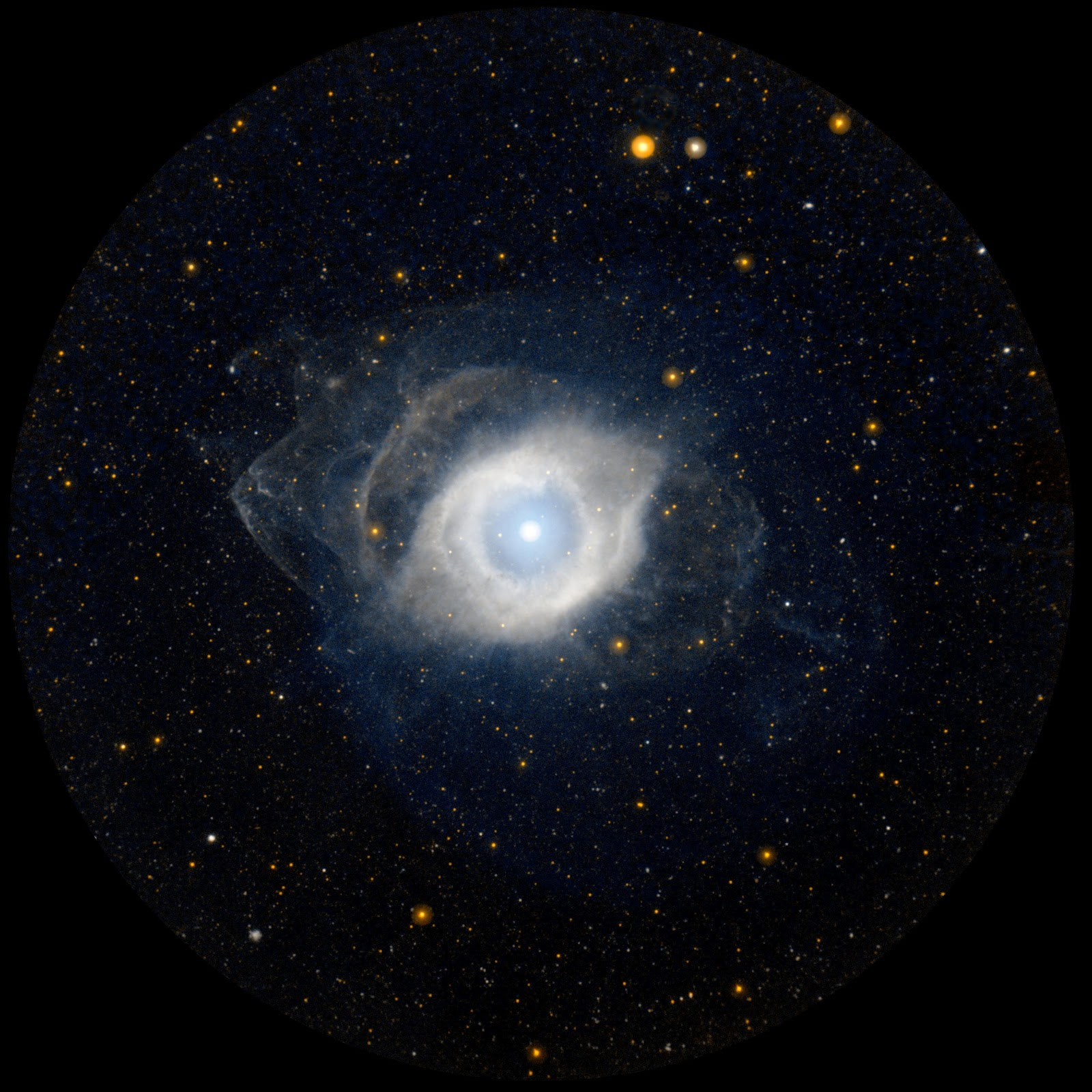 ministry of space exploration ngc 7293 the helix nebula