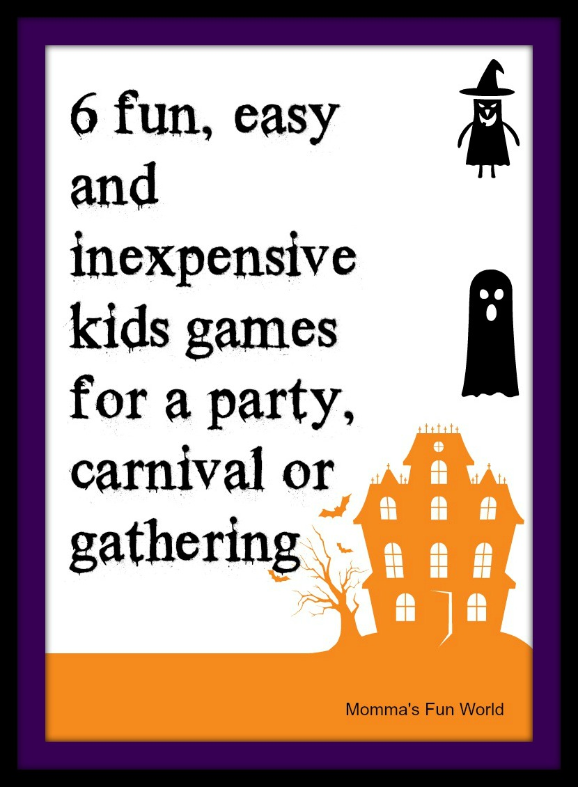 fun games for kids halloween party - Fun Halloween Games For Toddlers