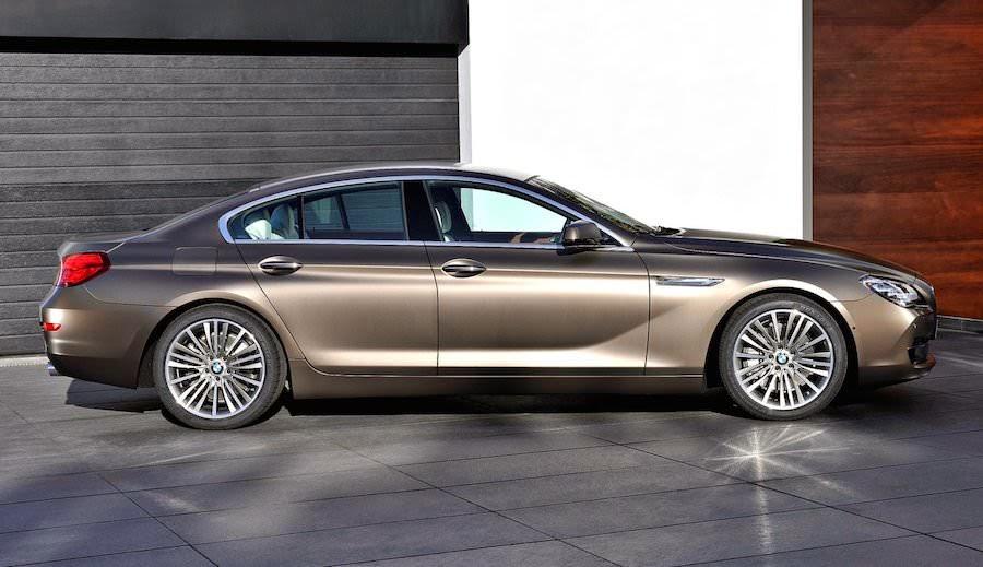BMW 6シリーズ・グランツアラー
