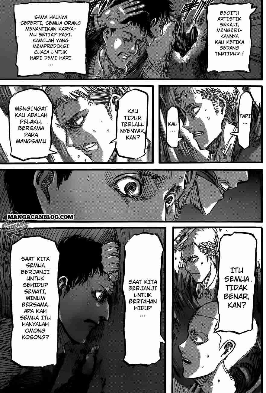 Dilarang COPAS - situs resmi www.mangacanblog.com - Komik shingeki no kyojin 048 - seseorang 49 Indonesia shingeki no kyojin 048 - seseorang Terbaru 37|Baca Manga Komik Indonesia|Mangacan